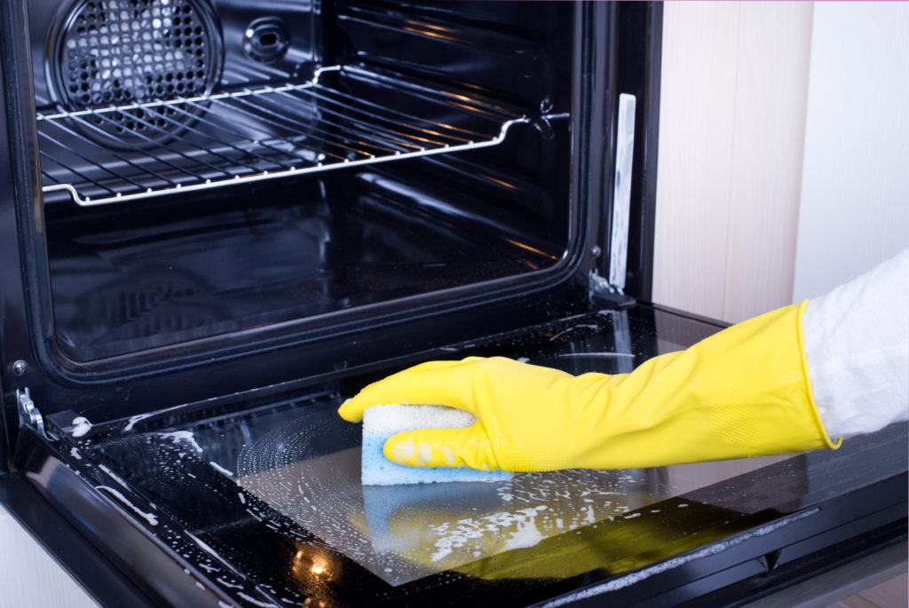 Oven Cleaning in Sussex